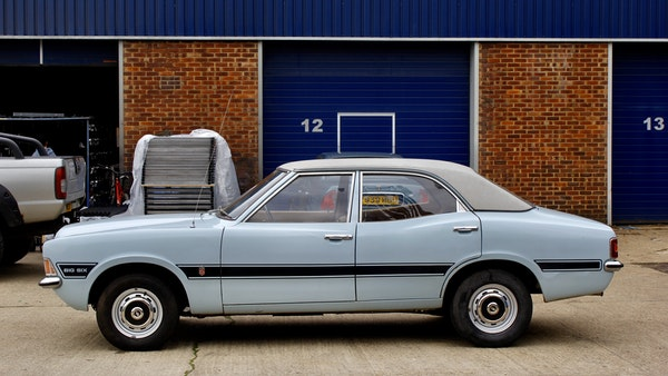 1973 Ford Cortina MkIII Big Six For Sale (picture 5 of 92)