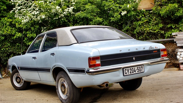 1973 Ford Cortina MkIII Big Six For Sale (picture 24 of 92)