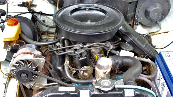 1973 Ford Cortina MkIII Big Six For Sale (picture 74 of 92)