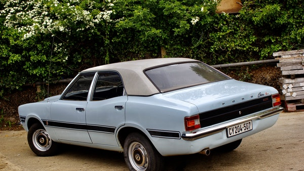 1973 Ford Cortina MkIII Big Six For Sale (picture 21 of 92)