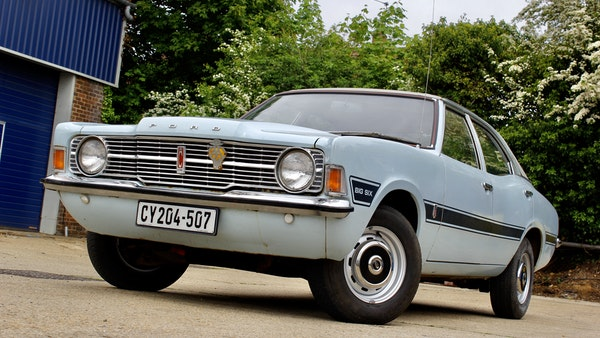 1973 Ford Cortina MkIII Big Six For Sale (picture 16 of 92)