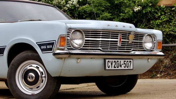 1973 Ford Cortina MkIII Big Six For Sale (picture 11 of 92)