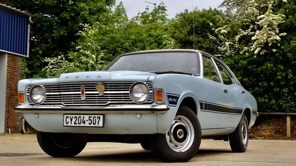 1973 Ford Cortina MkIII Big Six For Sale (picture 12 of 92)