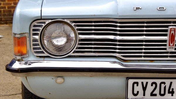 1973 Ford Cortina MkIII Big Six For Sale (picture 34 of 92)