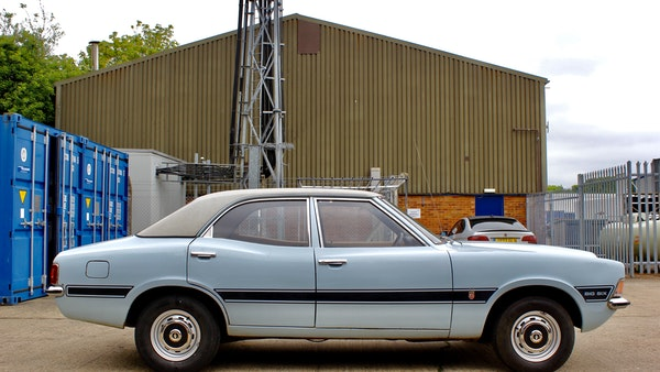 1973 Ford Cortina MkIII Big Six For Sale (picture 7 of 92)