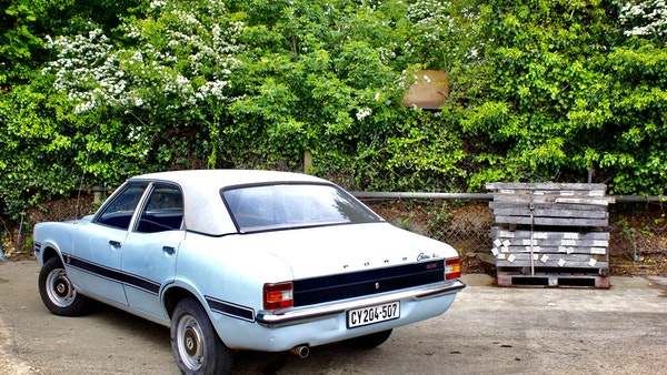 1973 Ford Cortina MkIII Big Six For Sale (picture 22 of 92)