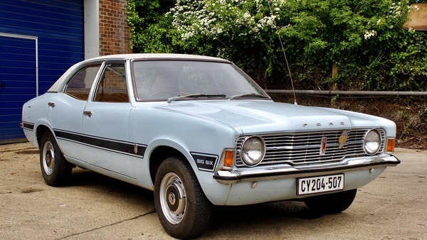 1973 Ford Cortina MkIII Big Six For Sale (picture 1 of 92)