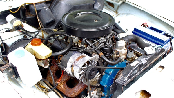 1973 Ford Cortina MkIII Big Six For Sale (picture 75 of 92)