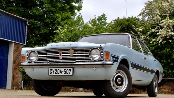 1973 Ford Cortina MkIII Big Six For Sale (picture 19 of 92)