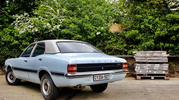 1973 Ford Cortina MkIII Big Six For Sale (picture 25 of 92)