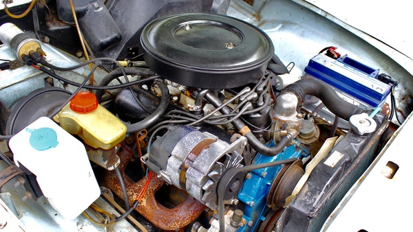 1973 Ford Cortina MkIII Big Six For Sale (picture 83 of 92)