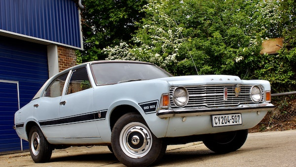 1973 Ford Cortina MkIII Big Six For Sale (picture 4 of 92)