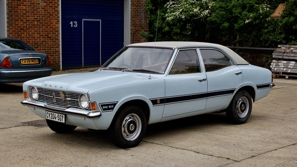 1973 Ford Cortina MkIII Big Six For Sale (picture 10 of 92)