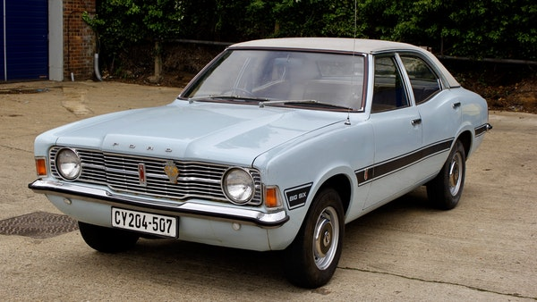 1973 Ford Cortina MkIII Big Six For Sale (picture 8 of 92)