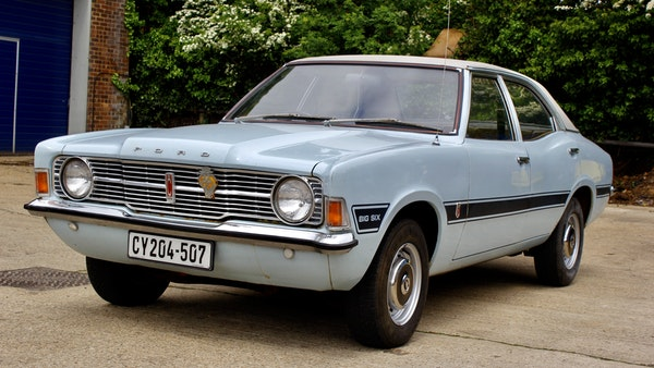 1973 Ford Cortina MkIII Big Six For Sale (picture 9 of 92)