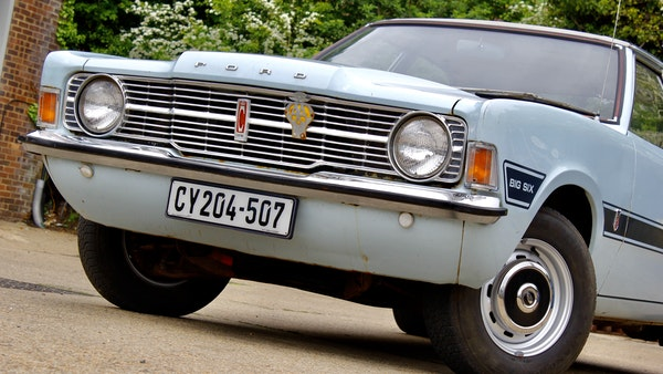 1973 Ford Cortina MkIII Big Six For Sale (picture 17 of 92)