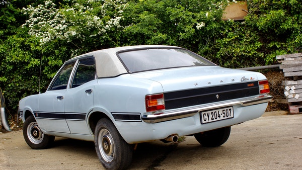1973 Ford Cortina MkIII Big Six For Sale (picture 23 of 92)