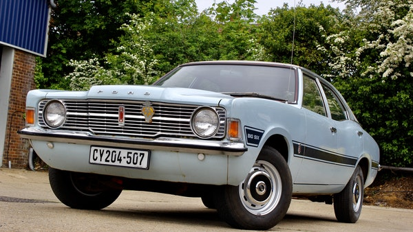 1973 Ford Cortina MkIII Big Six For Sale (picture 18 of 92)