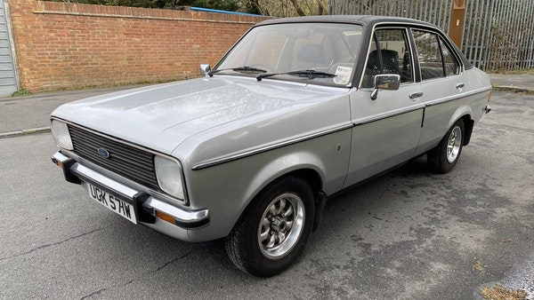 1980 Ford Escort 1.3 Ghia For Sale (picture 20 of 275)