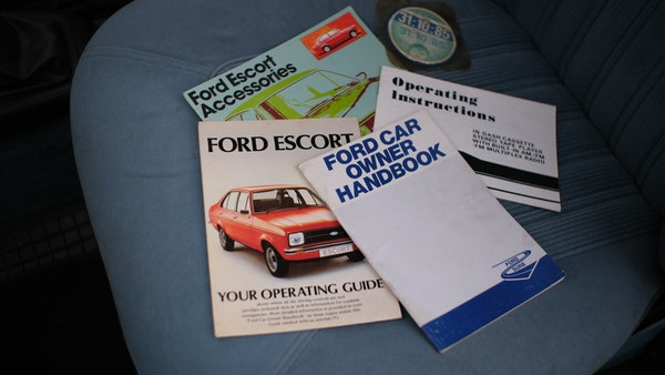 1980 Ford Escort 1.3 Ghia For Sale (picture 214 of 275)