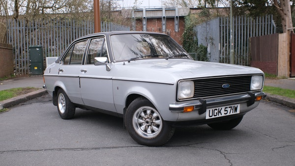 1980 Ford Escort 1.3 Ghia For Sale (picture 11 of 275)