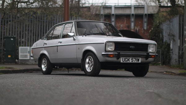 1980 Ford Escort 1.3 Ghia For Sale (picture 1 of 275)