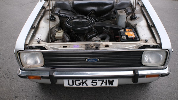 1980 Ford Escort 1.3 Ghia For Sale (picture 217 of 275)