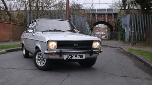1980 Ford Escort 1.3 Ghia For Sale (picture 4 of 275)