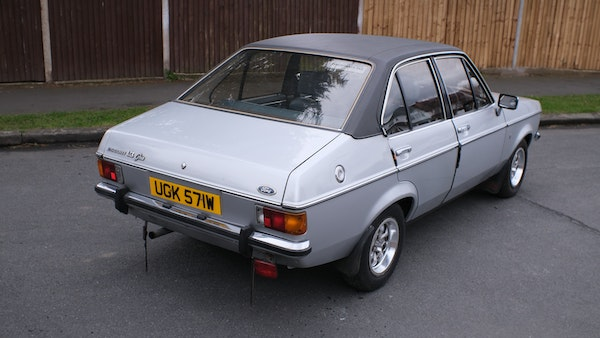 1980 Ford Escort 1.3 Ghia For Sale (picture 14 of 275)