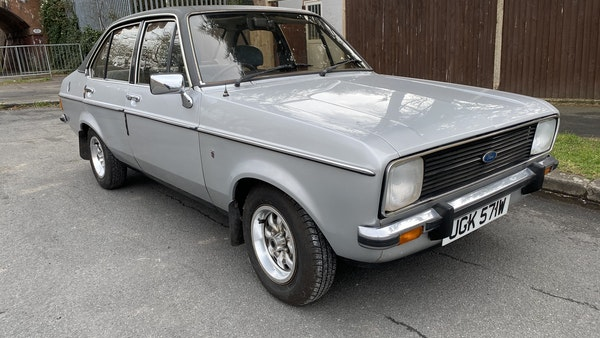 1980 Ford Escort 1.3 Ghia For Sale (picture 16 of 275)