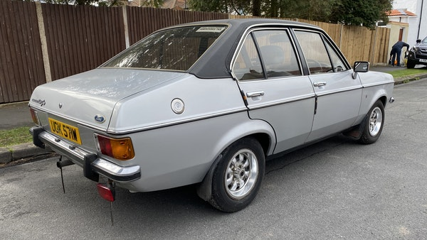 1980 Ford Escort 1.3 Ghia For Sale (picture 17 of 275)