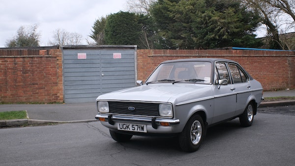 1980 Ford Escort 1.3 Ghia For Sale (picture 12 of 275)