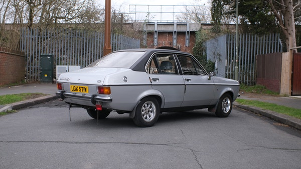 1980 Ford Escort 1.3 Ghia For Sale (picture 13 of 275)