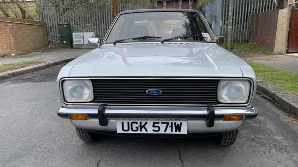 1980 Ford Escort 1.3 Ghia For Sale (picture 15 of 275)