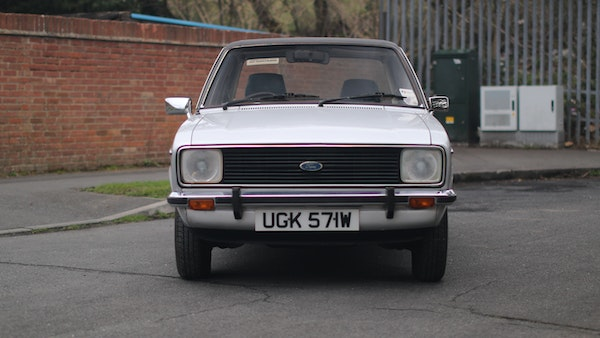 1980 Ford Escort 1.3 Ghia For Sale (picture 9 of 275)