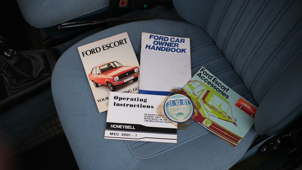 1980 Ford Escort 1.3 Ghia For Sale (picture 213 of 275)