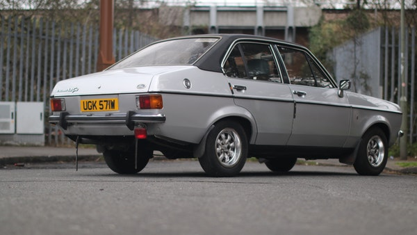 1980 Ford Escort 1.3 Ghia For Sale (picture 10 of 275)