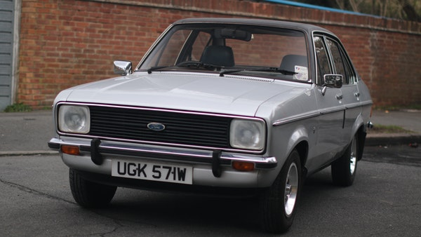 1980 Ford Escort 1.3 Ghia For Sale (picture 3 of 275)