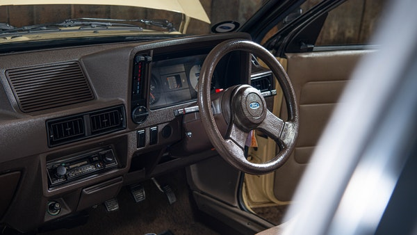 1986 Ford Escort 1600 Sport For Sale (picture 27 of 80)
