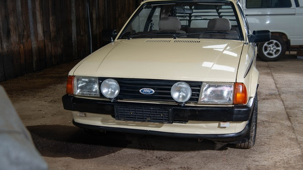 1986 Ford Escort 1600 Sport For Sale (picture 10 of 80)