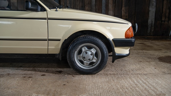 1986 Ford Escort 1600 Sport For Sale (picture 12 of 80)