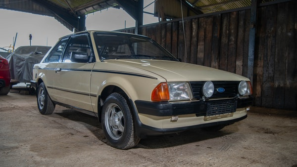 1986 Ford Escort 1600 Sport For Sale (picture 11 of 80)