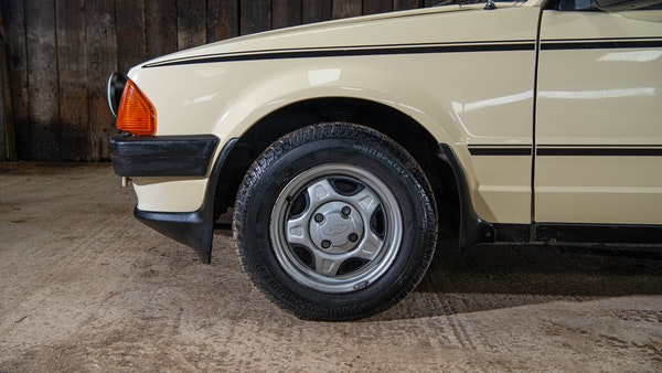 1986 Ford Escort 1600 Sport For Sale (picture 8 of 80)