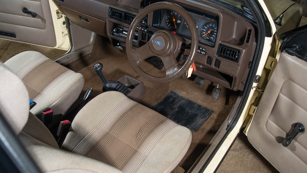 1986 Ford Escort 1600 Sport For Sale (picture 30 of 80)