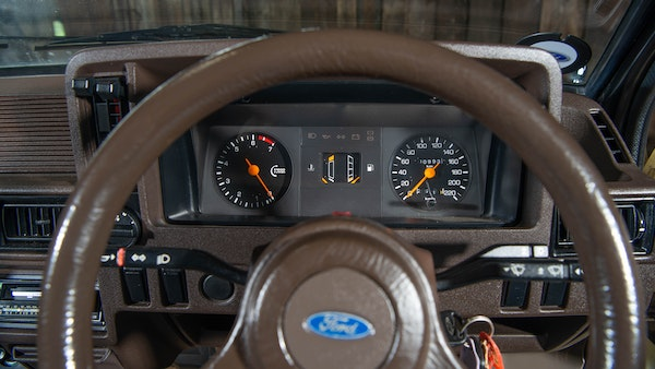 1986 Ford Escort 1600 Sport For Sale (picture 34 of 80)