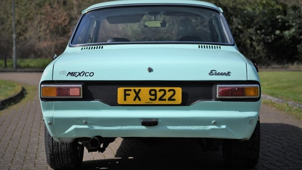 1972 Ford Escort Mk1 For Sale (picture 22 of 103)