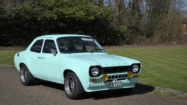 1972 Ford Escort Mk1 For Sale (picture 8 of 103)