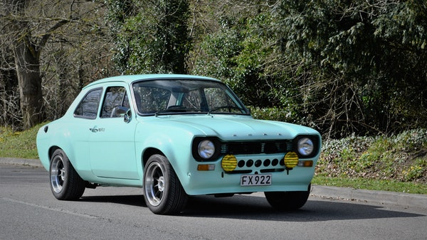 1972 Ford Escort Mk1 For Sale (picture 3 of 103)
