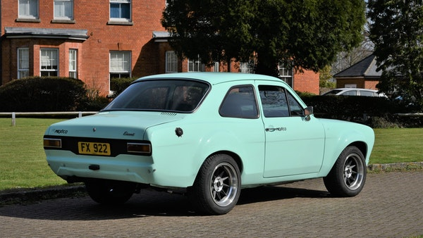 1972 Ford Escort Mk1 For Sale (picture 10 of 103)