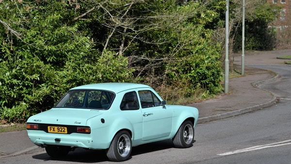 1972 Ford Escort Mk1 For Sale (picture 20 of 103)